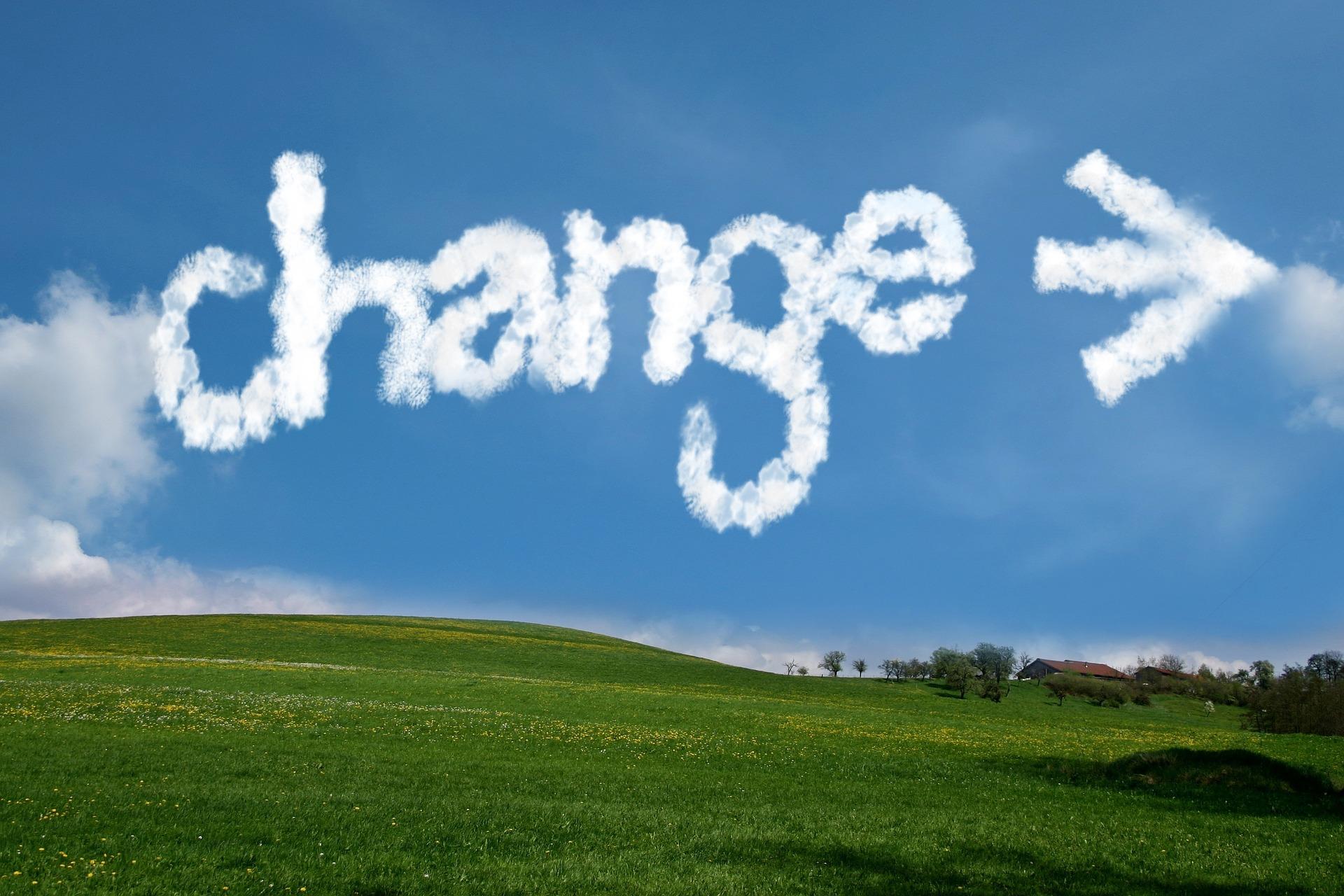 Jak radzić sobie ze zmianą?
